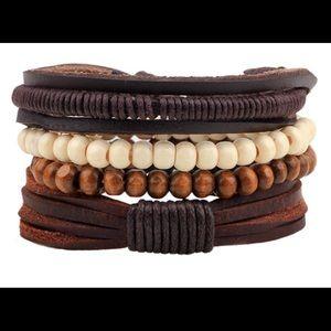 Jewelry - Leather Bracelets